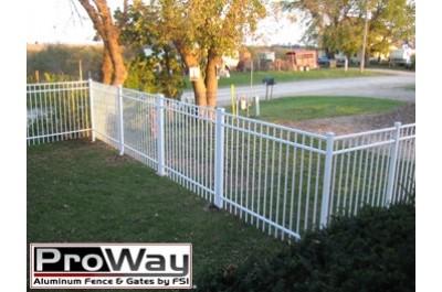 ProWay Aluminum Fence
