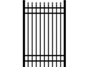 Gate Style #12 - 4 ft W x 5 ft H