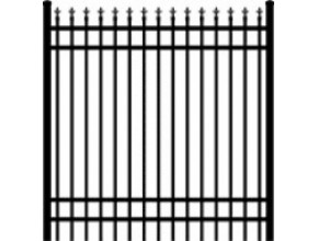 Gate Style #12 - 6 ft W x 5 ft H