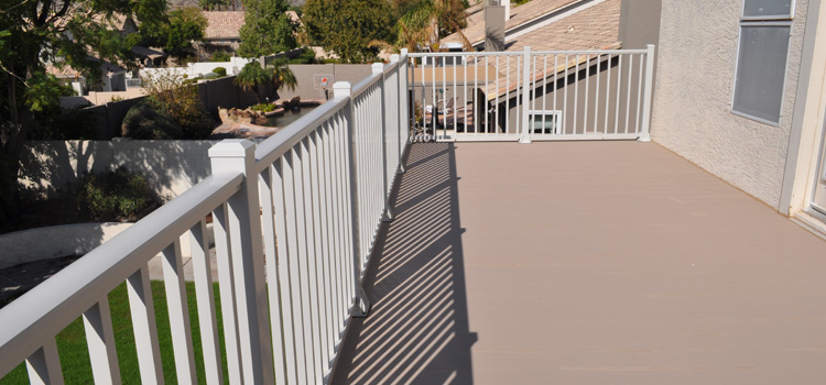 Aluminum Picket Railings