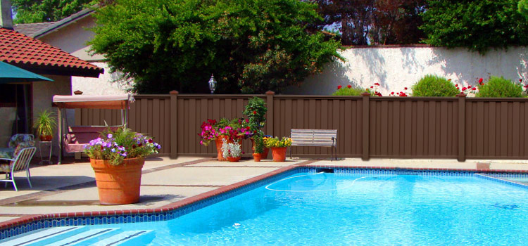Solace Aluminum Privacy Fence