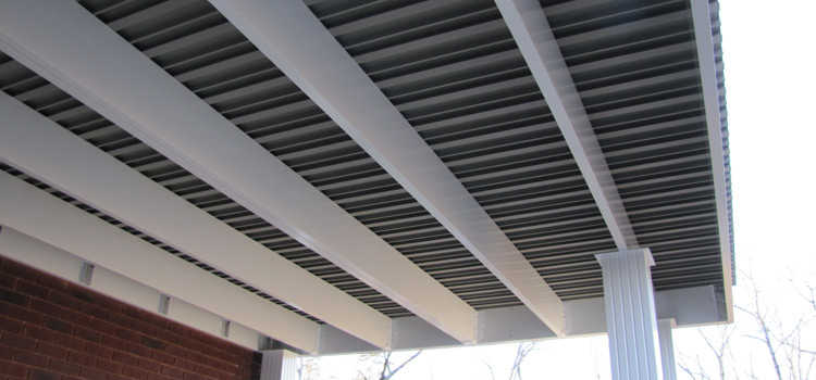 StrongJoist Aluminum Deck Framing