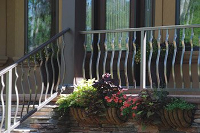 RailingWorks® Aluminum Deck Railings in Cable, Glass, Picket and Privacy