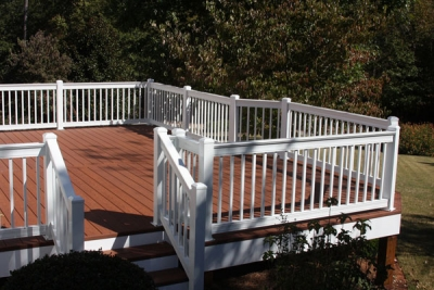 Traditional Railing Photo Gallery
